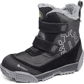 Icebug Kids Myoko BUGweb GTX Shoes Black